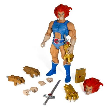 Super7 ThunderCats Ultimates Lion-O Action Figure